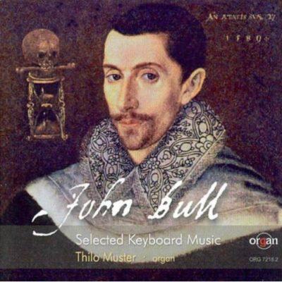 CD cover John Bull