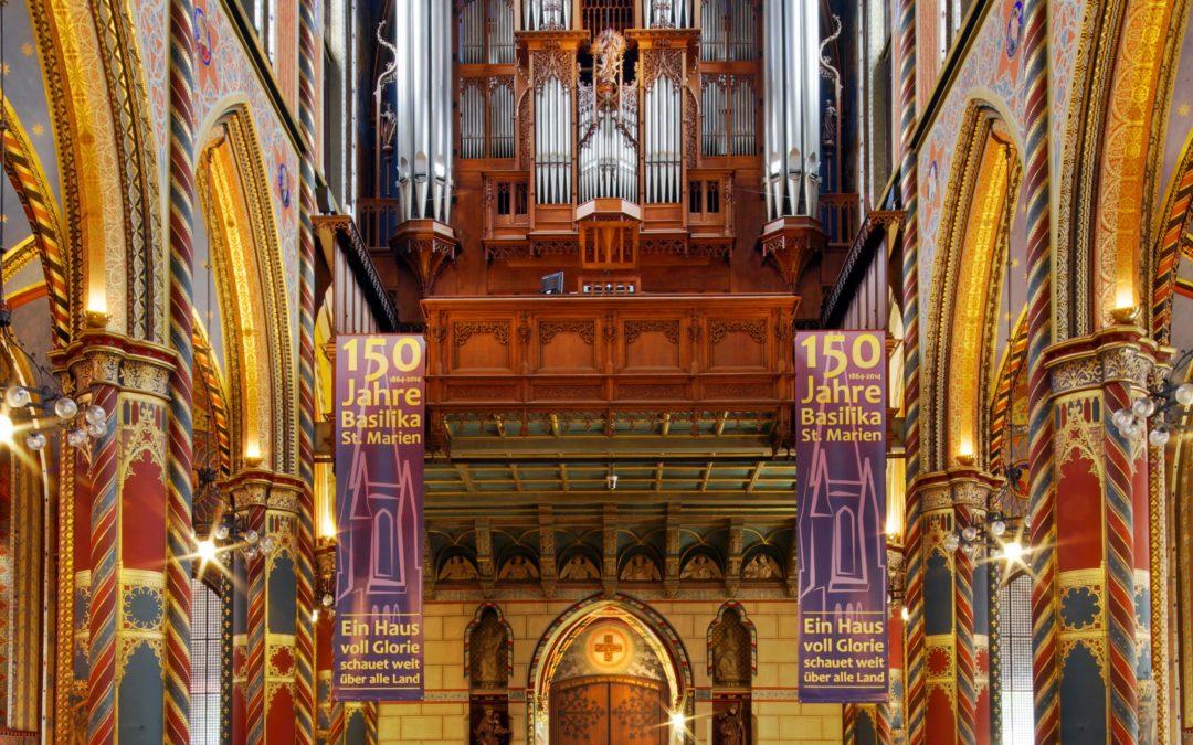 Bruckner Symphonie Nr. 9 d-moll für Orgel